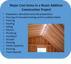 Cost Of Adding Basement To Existing House by Room Addition Cost Estimates
