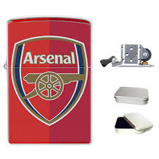 arsenal zippo lighter arsenal fc football club zippo style lighter