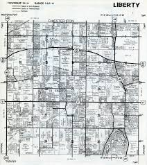 Plat Maps by Porter County Indiana Genweb Liberty Township Maps