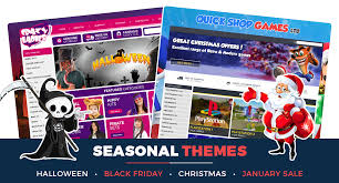 black friday ebay 2017 seasonal theme packages now available for your ebay store