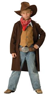 kids costume rawhide renegade child costume buycostumes