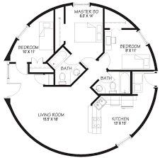 round homes floor plans floor plan this 36 diameter dome includes a large living area