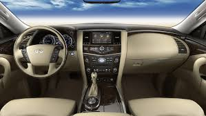 infiniti qx56 ugly 2014 infiniti qx80 suv car beige dashboard interior 2014