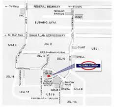 map usj 2 malaysia map directory and malaysia map information collection