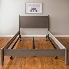 Universal Metal Bed Frame Postureloft Maximus Universal Heavy Duty Metal Bed Frame