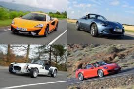 best sports best sports cars 2018 auto express
