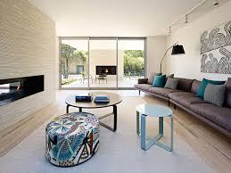 indoor u0026 outdoor fireplaces california house in brighton australia
