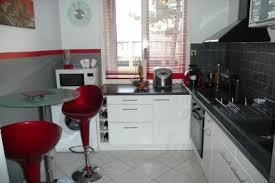 deco cuisine noir 22 decoration et gris blanc newsindo co