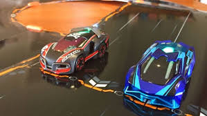 hands anki overdrive smart race cars