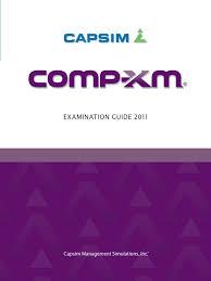 comp xm examination guide interest inventory