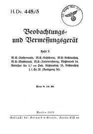 german mg manuals