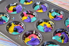 springtime mini bundt cakes recipe building our story