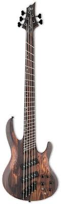 fanned fret 6 string bass ltd 5 string multi scale fanned fret electric bass guitar rosewood
