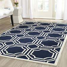 Navy And White Outdoor Rug Navy Blue Outdoor Rug