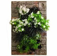bright green bg mm8ss grovert living wall planter with frame kit