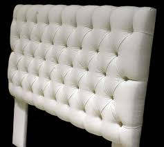 Tufted Upholstered Headboard Collection Slipcovered Upholstered Headboards