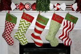 christmas stockings christmas lights decoration