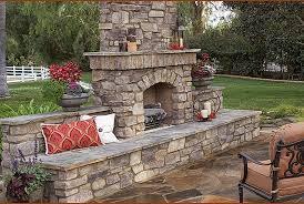 Brick Firepits Fireplaces Brick Ovens Pits Frederick Block Brick
