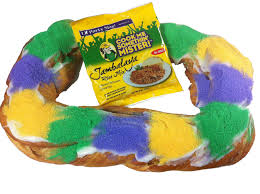 king cakes online makin groceries king cake package haydel s bakery new orleans la