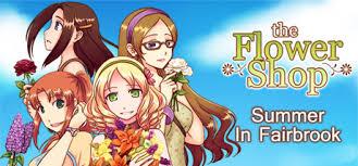 Flowershop Steam Community Flower Shop Summer In Fairbrook