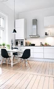 white kitchen wood floors best 25 white wood floors ideas on pinterest white flooring
