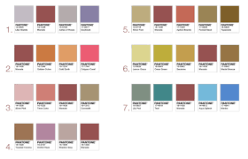 Colors That Go With Pink 100 Room Colors That Match Paint Colors That Match This
