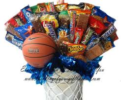 basketball gift basket all about gift baskets starting a gift basket business