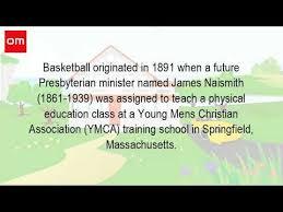 where did basketball originate