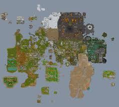 Oldschool Runescape World Map by Runescape Chat Logs 26 July 2013 Runescape Wiki Fandom Powered