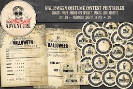 90 halloween costumes halloween costume contest printables illustrations creative market