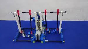 Double Swing Lego 9686 Double Swing Youtube