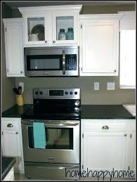 microwave in cabinet shelf above stove cabinet microwave range hood microwave above stove