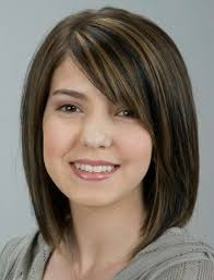 medium length hair cuts overweight 20 cool hairstyles for fat women female hairstyles fat face and