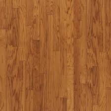 Engineered Hardwood Flooring Manufacturers Bruce Springdale Oak Butterscotch 3 8 In Thick X 3 In Wide X