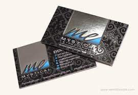 How To Design Your Business Card How To Design Your Silk Business Card For Foil Stamping