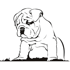 bulldog puppy cliparts clip art library