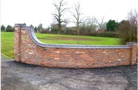 Garden Brick Wall Design Ideas Garden Brick Wall Garden Brick Wall Ideas Uk Kiepkiep Club