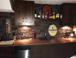 stone kitchen design tumbled stone backsplash ideas topic related to garden stone
