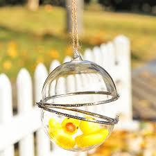 dia8cmx10pc diy wedding clear glass bauble sphere orb balls