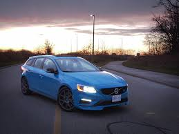 volvo hatchback interior review 2015 volvo v60 polestar canadian auto review