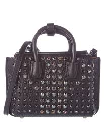 mcm designer mcm mcm milla mini leather tote bluefly