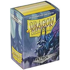 amazon dragon shield sleeves 100 copper cards toys u0026 games
