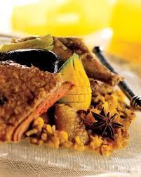 cuisine antillaise recette canard farci au boudin à l antillaise
