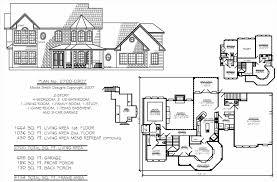 House Plans Walkout Sq Ft Decor House With Basement Plans Ranch
