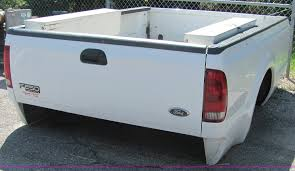 Ford F250 Truck Tool Box - 2000 ford f250 8 u0027 pickup bed with bumper and delta tool box