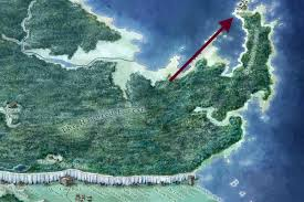 Game Of Thrones Map Of The World by This Map Explains Why Last Night U0027s Game Of Thrones Was So
