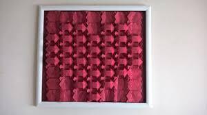 Origami Tessalation - origami tessellation