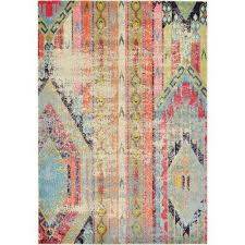 Synthetic Area Rugs 6 X 9 Modern Synthetic Area Rugs Rugs The Home Depot