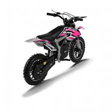 pink motocross bike new xtm pro rider 36v 500w dirt bike with lithium batteries in