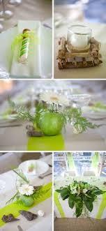 dã coration table de mariage décoration de table thème nature mariage mariage